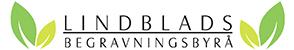 Lindblads Begravningsbyrå Logo
